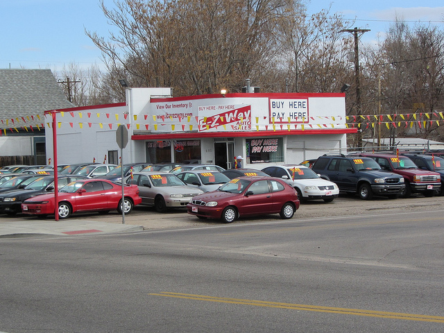 buy here pay here car dealers near me this